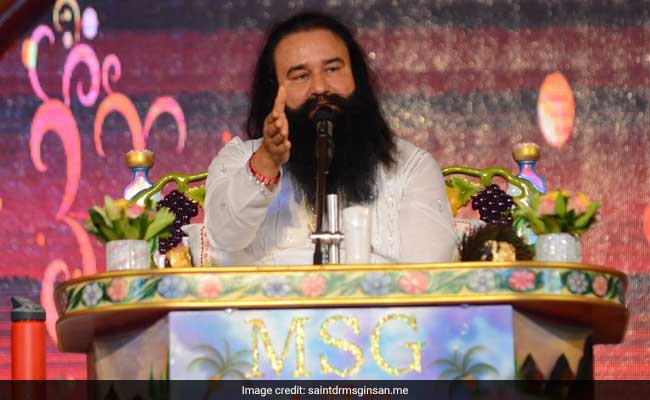 Dera Sacha Sauda Chief Gurmeet Ram Rahim Singh Tweets Message Of 'Selfless Service, Meditation'