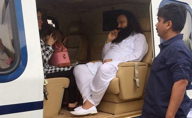 Image result for Ram Rahim arrested