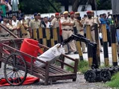 Suspected Explosive Found In Parcel At Guwahati Station
