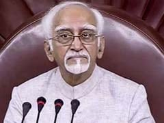 Hamid Ansari Wants Political Job: BJP Leader On 'Muslims Insecure' Remark
