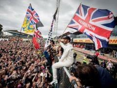 F1 2017: Hamilton Takes Belgian GP Pole; Equals Schumacher's All-Time Record