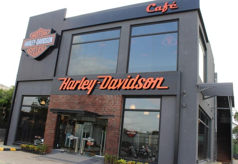 harley davidson concept store kolhapur