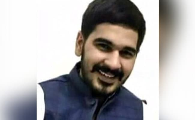 Haryana BJP Chief's Son Sent To Judicial Custody In Chandigarh Stalking Case