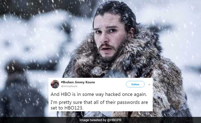 HBO's Social Media Accounts Hacked. 'Again?' Asks Internet
