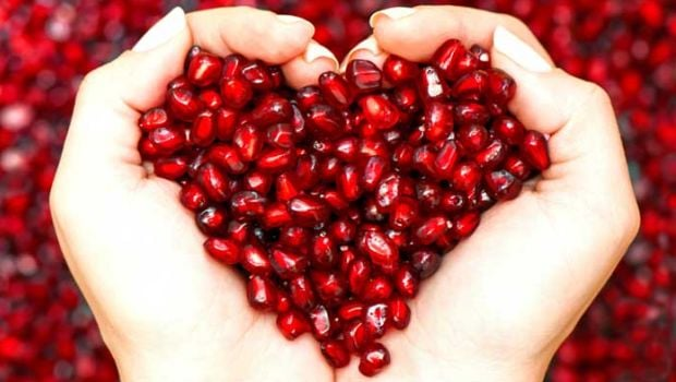 health benefits pomegranate