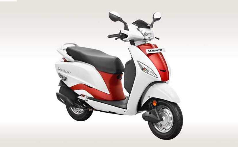 fea99846322 Hero MotoCorp To Challenge Honda In India With Three New Scooter Models