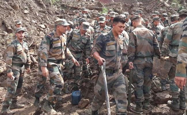 हिमाचल प्रदेश में भीषण भूस्खलन : दो बसें जमींदोज़, मरने वालों की संख्या बढ़कर 48 हुई