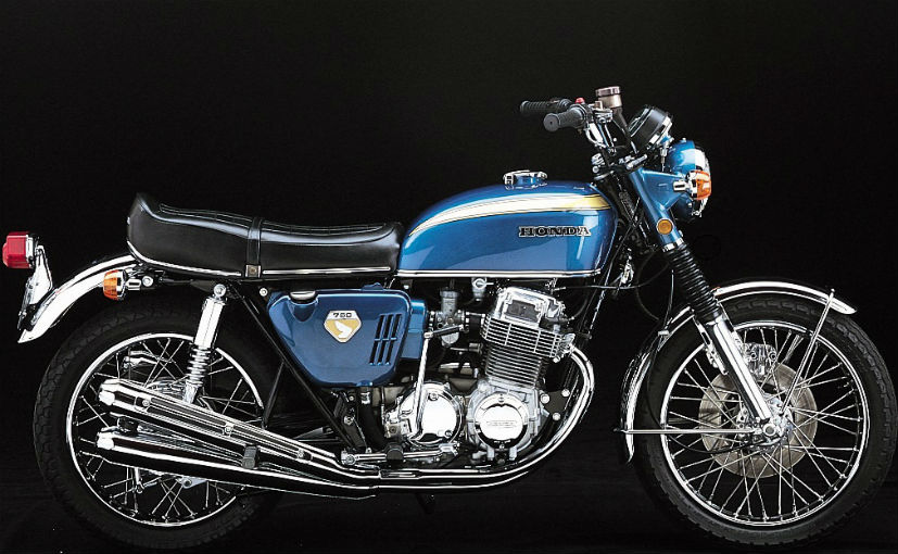 honda motorcycles 1970s. the honda cb 750 introduced a level of performance unheard in 1970s with its inline four cylinder engine motorcycles