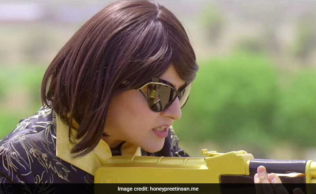 'Papa's Angel' Honeypreet Insan Is Closest To Ram Rahim Singh