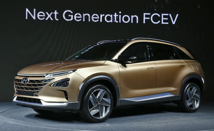 Hyundai will release a auto with low or zero emissions