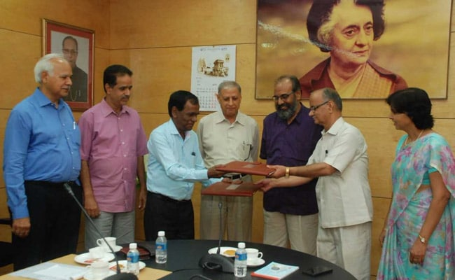 IGNOU, Tripura Inks MoC To Train 11,884 Teachers