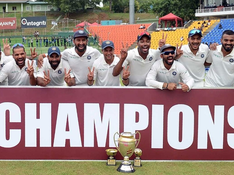 India Create History, Complete 1st 3-Test Series Whitewash Away From Home