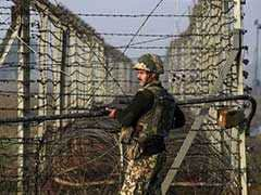 Pak Troops Fire Across Line Of Control For Sixth Consecutive Day