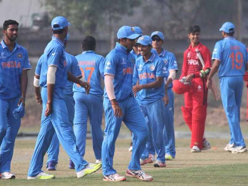 India To Begin Campaign Against Australia in ICC U-19 Cricket World Cup