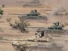 भारत व यूके की सेना के बीच संयुक्त युद्धाभ्यास 'अजेय वारियर 2017'