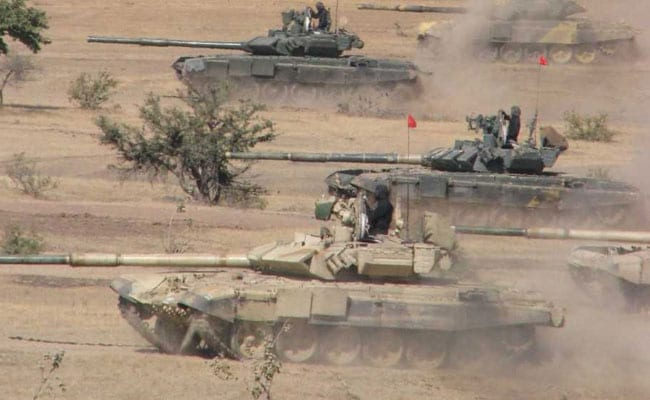 After Both Tanks Break Down, India Knocked Out Of International Drill