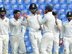 India Reach Three-Test South Africa Compromise