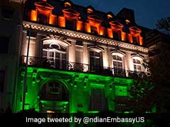 Independence Day 2017: Indian Embassies Light Up In Colours Of The Tricolour. See Pics