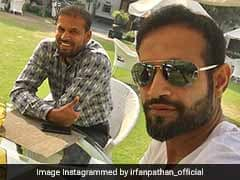 Irfan Pathan's Academy To Train Two Young Cricketers From Jammu And Kashmir