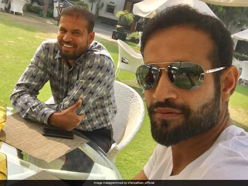 Watch: Irfan Pathan's Wild Celebrations After Brother Yusuf Scores Century