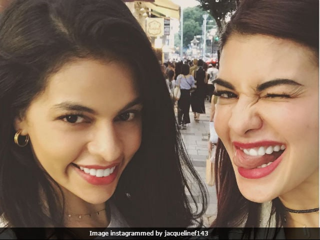 Jacqueline Fernandez Is Off On A Vacation To Celebrate Her Birthday
