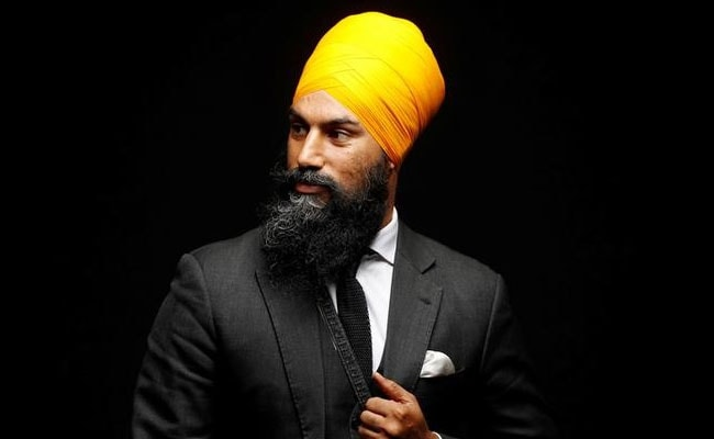 Meet The Sikh Politician Who Might 'Out-Trudeau Justin Trudeau'