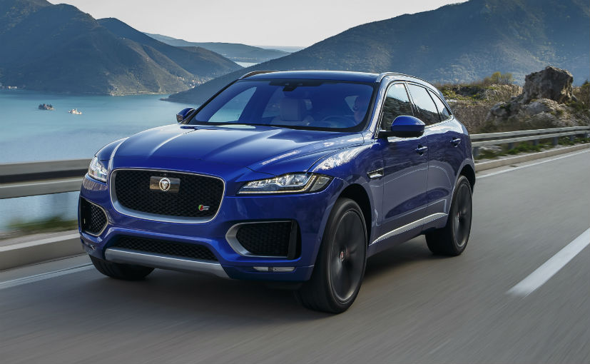 jaguar f pace receives 5 star safety rating in euro ncap crash tests ndtv carandbike. Black Bedroom Furniture Sets. Home Design Ideas