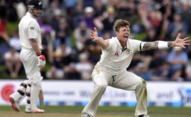 तेज गेंदबाज जेम्स पेटिंसन चोट के कारण बांग्लादेश दौरे पर जाने वाली ऑस्ट्रेलिया टीम से बाहर
