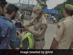 Independence Day: Jammu On High Alert, Close Vigil On Infiltration Routes