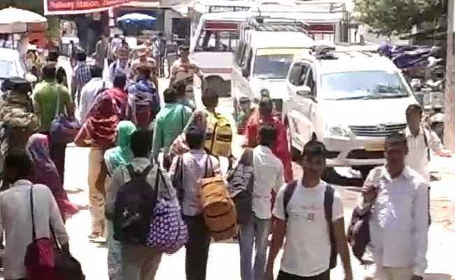 Jammu Railway Station On High Alert After Terror Threat