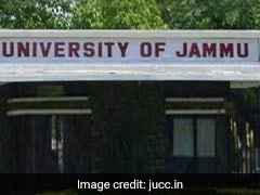 Jammu University Postpones All Exams Scheduled On February 16