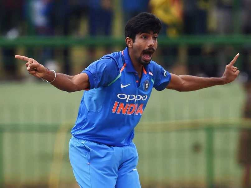 Jasprit Bumrah Recovers From Champions Trophy Final Debacle With Fine Comeback Spell