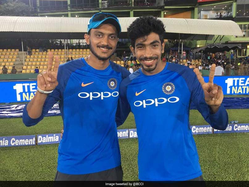 Watch How Axar Patel Fared Against Jasprit Bumrah