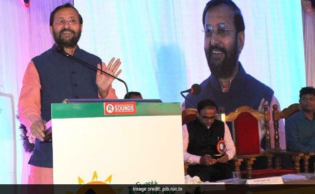 'Swasth Bachche, Swasth Bharat': HRD Minister Prakash Javadekar Launches KVS Initiative