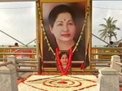 Jayalalithaa's Memorial, Adorned With Flowers, To Witness AIADMK Merger