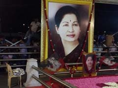 Election Body Accepts Jayalalithaa's Thumb Impression For Thirupparankundram By-Election