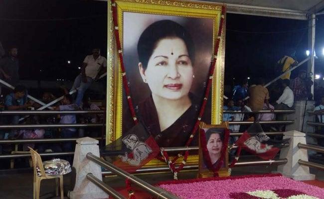Jayalalithaa's Memorial Turns Wedding Venue For AIADMK Leader's Son