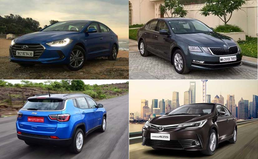 The Jeep Compass With Its Disruptive Price Tag Competes With Some Of The  Sedans In The