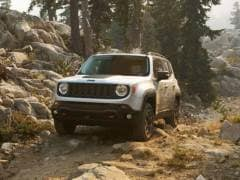 Jeep Renegade Cabin Uncovered In Latest Spy Photos