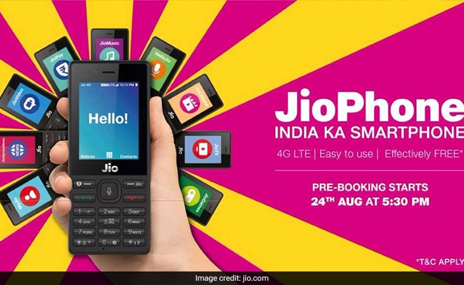 JioPhone: Know When Booking Resumes, How To Register Your Interest