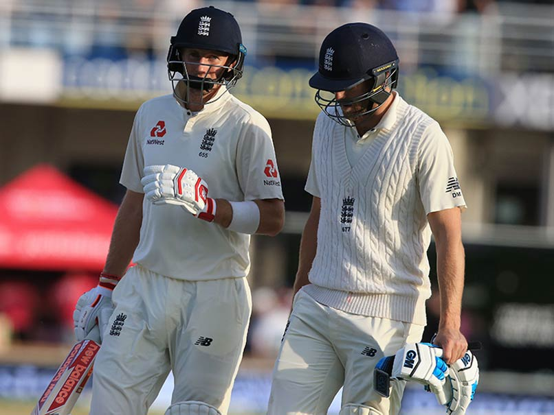 2nd Test, Day 3: Joe Root Leads England Rally Against West Indies