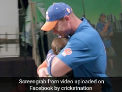 WWE Superstar John Cena Moved To Tears In Viral Video. Keep Tissues Handy