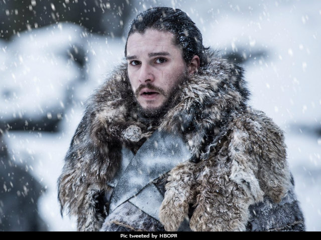 Game Of Thrones 7 Episode 6: Forget The Leak. Look At New Pics Of Jon Snow Instead