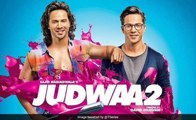 सलमान खान की 'ट्यूबलाइट' के बाद वरुण धवन की 'जुड़वा 2' के लिए ट्विटर ने लॉन्च किया इमोजी