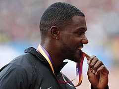 Justin Gatlin Left Off Shortlist For Best Athlete