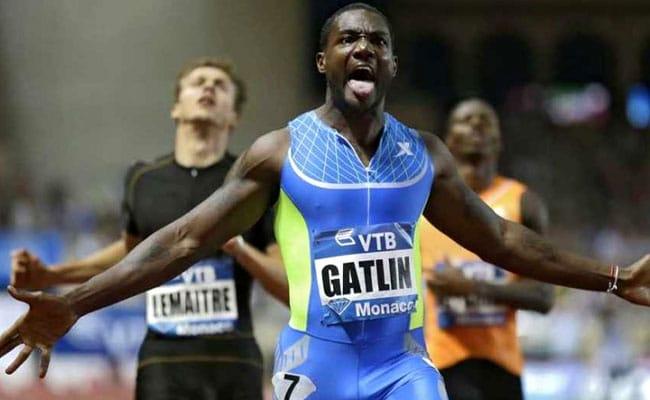 बोल्ट के करियर की आखिरी 100 मीटर रेस में 'हीरो' बने जस्टिन गैटलिन