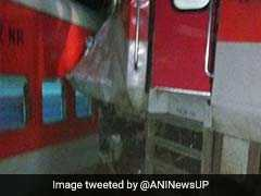 9 Coaches Of Kaifiyat Express Derail In UP, 50 Reportedly Injured