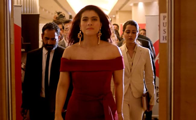 Image result for VIP 2: Lalkar Movie Review