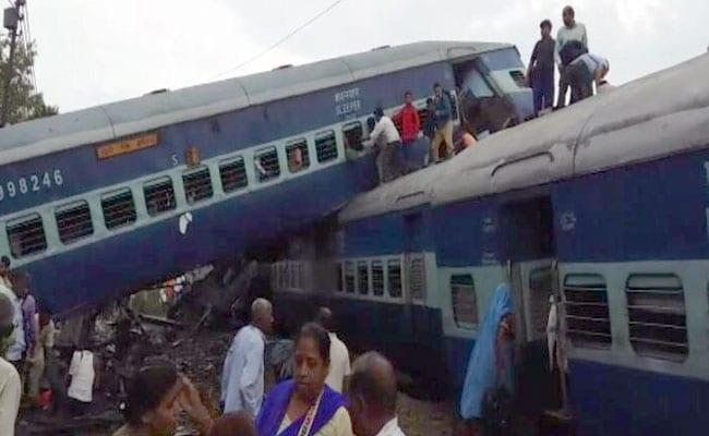 मुजफ्फरनगर के पास कलिंग उत्कल एक्सप्रेस हुई दुर्घटनाग्रस्त, 21 लोगों की मौत, दर्जनों घायल