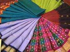 Telangana To Gift Free Sarees To 1 Crore Women On Bathukamma